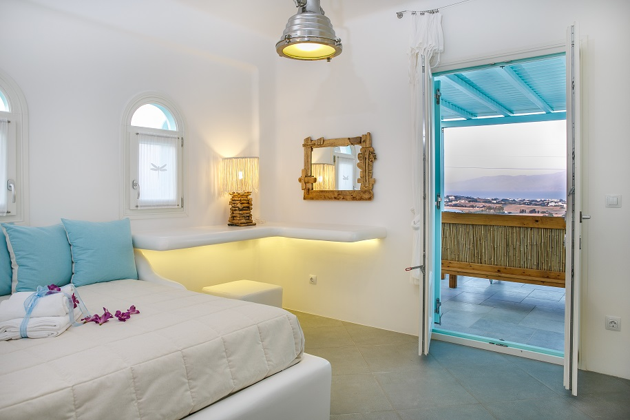 paros boutique hotels