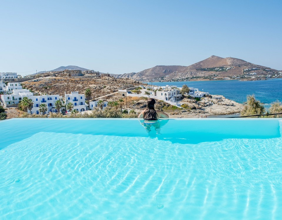 Boutique hotels in Greece