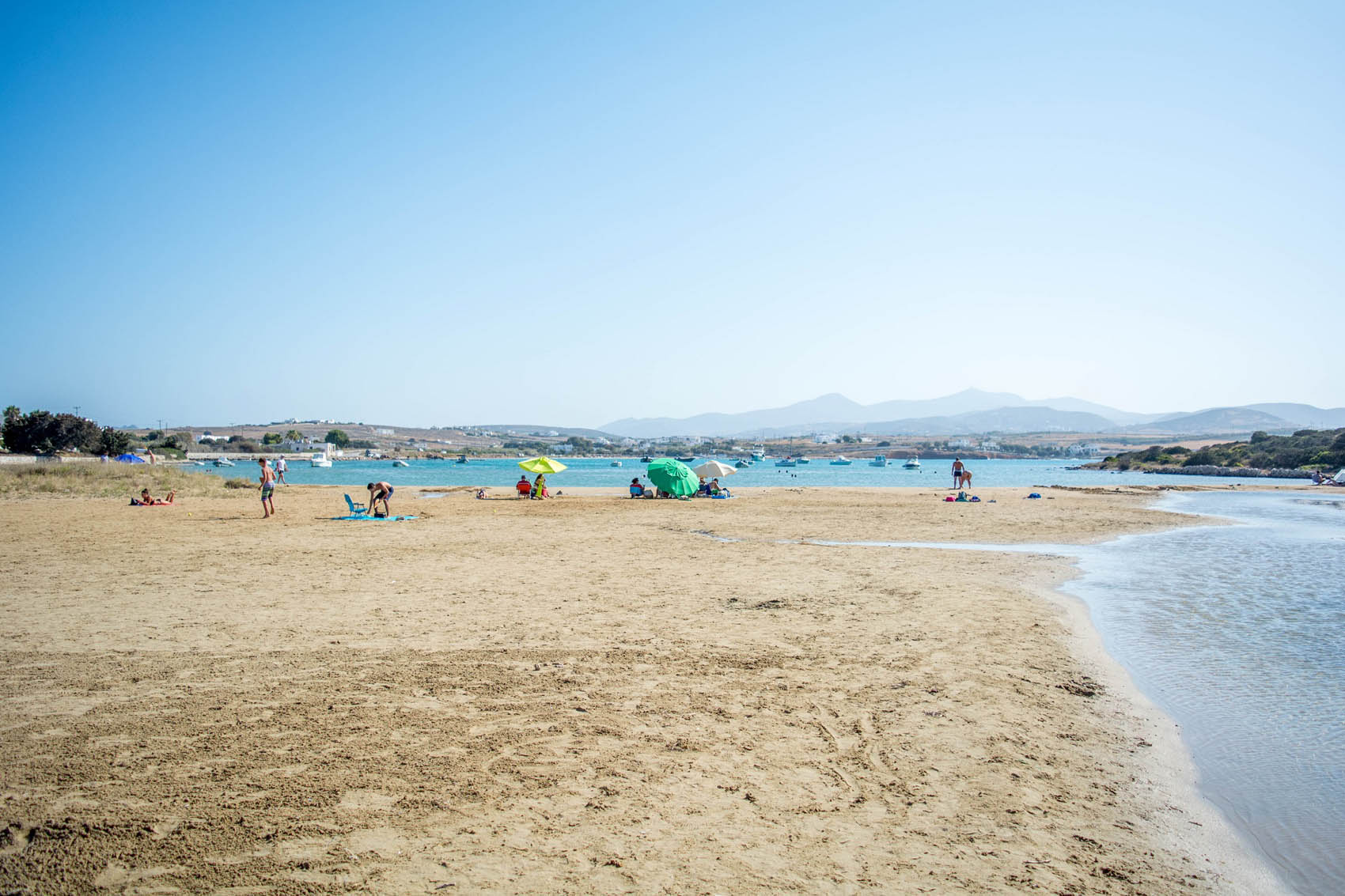 Lageri Beach Paros